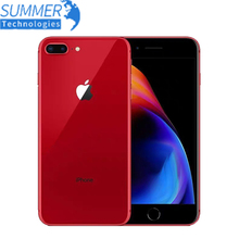 Unlocked Original Apple iPhone 8 Plus 3GB 64GB Used Mobile phone Cell phones 3GB