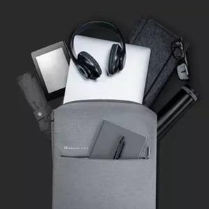 Image 3 - מקורי שיאו mi Mi תרמיל 2 עירוני חיים סגנון 17L כתפי קיבולת תיק תרמיל בית ספר תרמיל מתאים 14 אינץ מחשב נייד