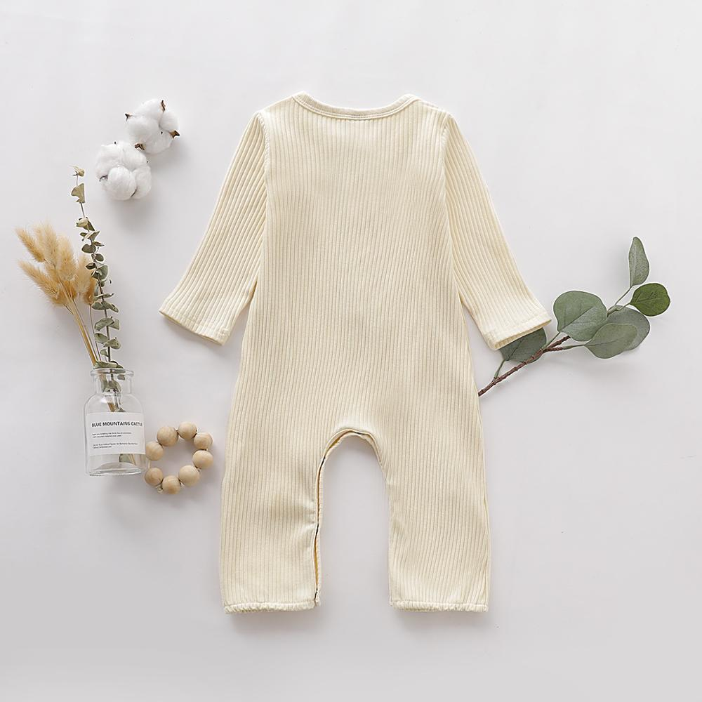 Infant Baby Boys Girls Sleeveless Alpaca Romper Jumpsuit Playsuit Outfit Clothes