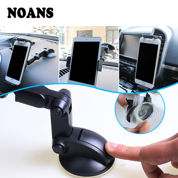 NOANS Car Tablet Mobile Phone Bracket GPS Holder Accessories For Volkswagen VW Polo Golf 4 5 7 6 Opel Astra h g insignia Mazda 3 image