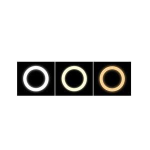 Image 4 - Live Stream Beauty Self Timer Fill Light Photography Tripod Adjustable LED Portable Night Enhanced Mobile Phone Ring Lamp