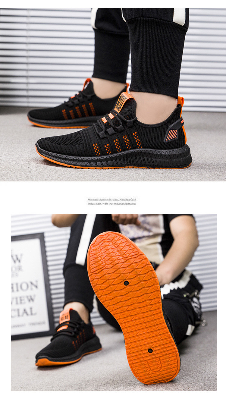 He44a26a2deef45c68f3d80cd07b84b00q 2019 New Mesh Men Sneakers Casual Shoes Lac-up Men Shoes Lightweight Comfortable Breathable Walking Sneakers Zapatillas Hombre