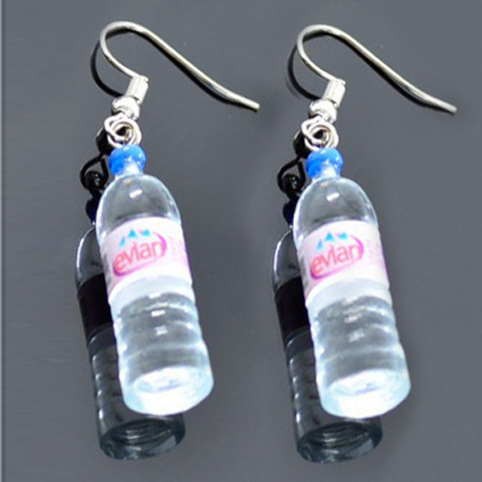 Bottle Earrings