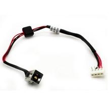 Portátil dc power jack no cabo de carregamento para toshiba satellite p750 p750d p755 p755d p770 p770d p775 p775d