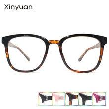 Cp019 Модные Винтажные квадратные очки в оправе женские Оптические