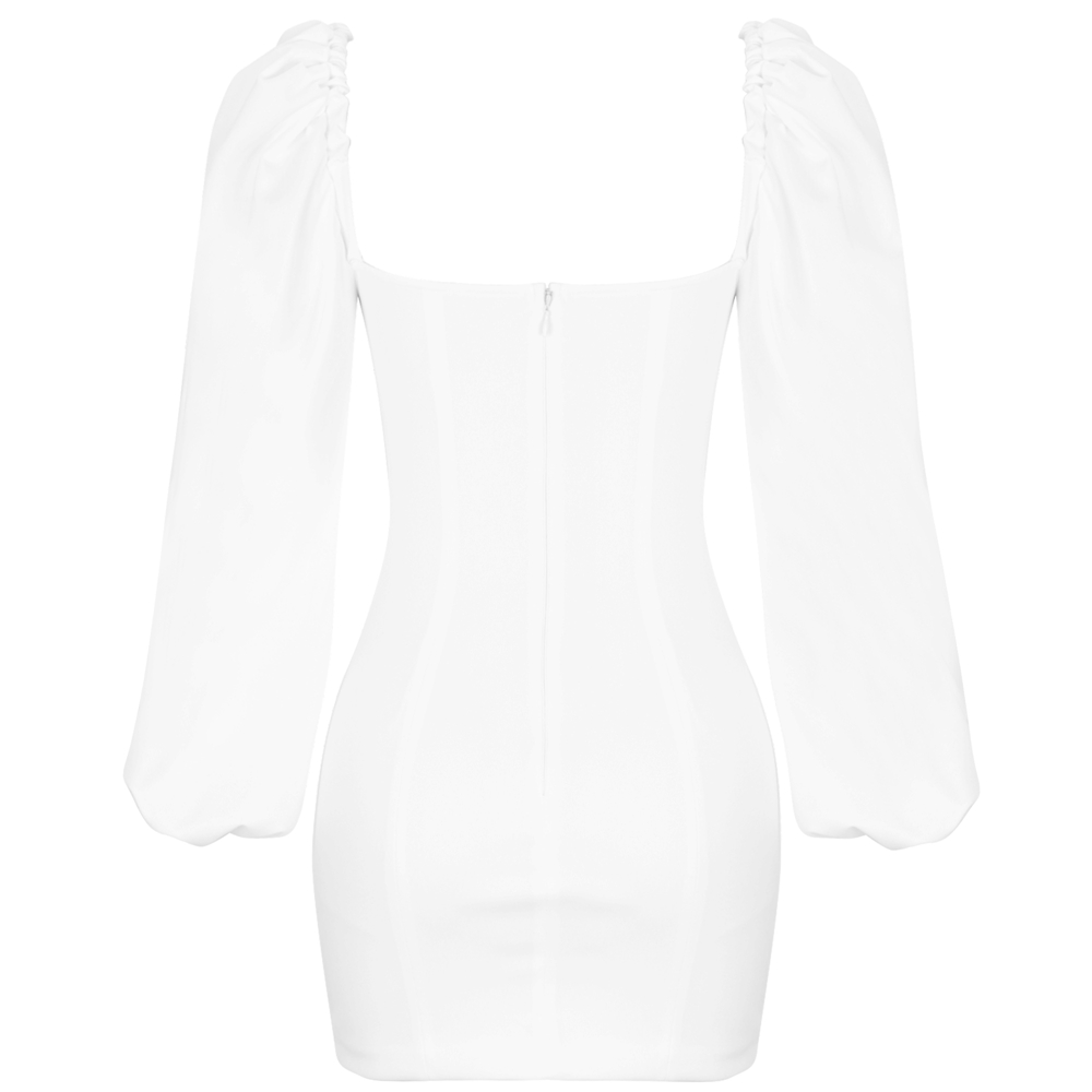 discount Puff Backless Bandage