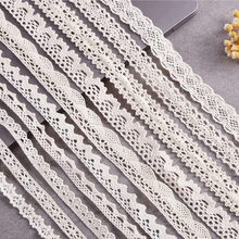 Fashion Cotton Lace Garment Accessories Womens Skirt bai hua Jewelry Handmade DIY Gift Decoration