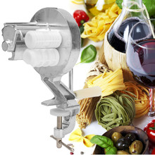 Pasta-Maker Noodle Aluminum-Alloy Spaghetti Home Cooking-Helper Fettuccine Silver