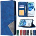Leather Case For Samsung Galaxy S21 S20 Ultra S10 S9 Plus S21FE S20FE S10E Note 10 Pro Note 20 Ultra Wallet Flip Cases Cover