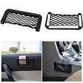 Car Net Bag Phone Holder Storage Pocket for Audi A1 A3 A4 B6 B8 B9 A3 A5 A6 A7 A8 C5 Q7 Q3 Q5 Q5L