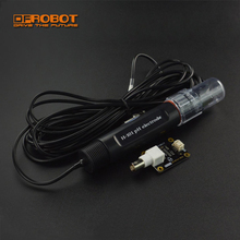 upgrade DFRobot Gravity Analog pH Sensor Meter Pro Professional Edition Kit V2 for Arduino LattePanda aquaculture water testing