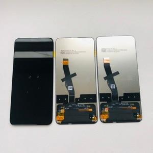 Image 4 - オリジナル 6.59 インチ huawei 社の名誉 9X プレミアムグローバル版 STK LX1 STK L22 lcd ディスプレイタッチスクリーンデジタイザアセンブリ + フレーム