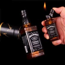 Mini Creative Lighter Wrench Can Basketball Fire Extinguisher Cannon Pressure-co