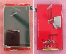 Maithoga 4,0 дюймов 14PIN цветная (RGB) 65K SPI TFT HD ЖК дисплей Экран с адаптером селфи стик доска (сенсорный экран/без сенсора ST7796S Водительская подушка безопасности 480*320