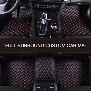 Image 5 - Fully enclosed waterproof abrasion resistant leather car floor mat For nissan qashqai j10 x trail t31 juke murano patrol y61