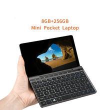 Карманный Тонкий мини компьютер ноутбук ультрабук gpd pocket