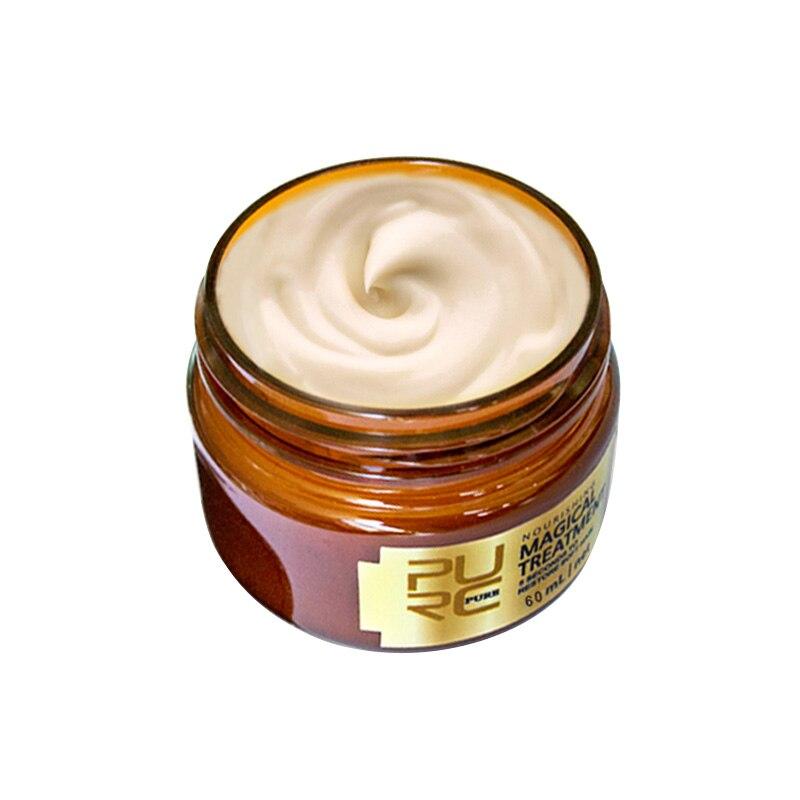 60ml Magical Keratin Liquid Hair Conditioner Hair Loss Essential Oils For Scalp Nourishing Leave-in Hair Growth Treatments TSLM1 6