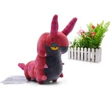 10 PCS/Lot Scolipede Animation Cartoon Wholesale Plush Toy Doll Soft Animal Dolls Hot Toys 18 CM Christmas Gift