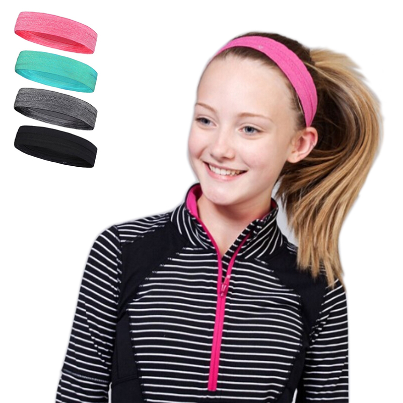 Yoga Headbands Hair-Accessories Stretch Solid FLYMALL For Yoga-Hair-Band Eraser Polyester