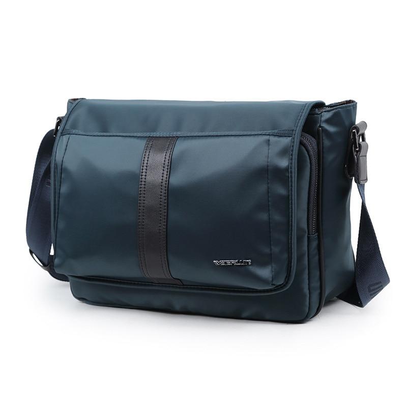 Laptop Bag 13.3 Inch Waterproof Notebook Bag Casual Business 13 Laptop Shoulder Handbag Briefcase Bag Solid Color Travel Bag