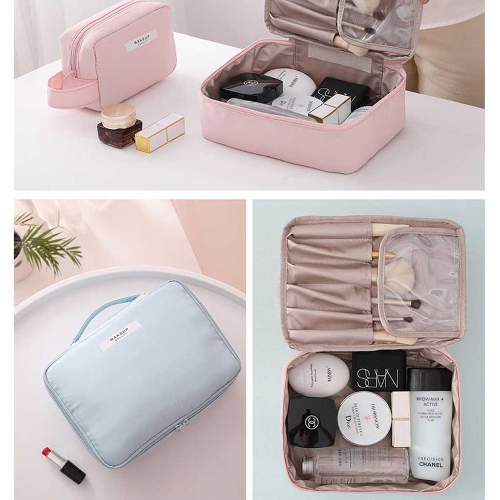 Aelicy vaka bavullar çok katlı çanta makyaj çantası makyaj çantası seyahat taşınabilir makyaj çantası 1111