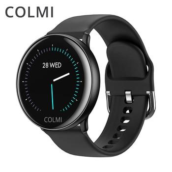 COLMI CIELO 2 Astuto della vigilanza IP68 impermeabile Monitor di Frequenza Cardiaca di Bluetooth di Sport Delle Donne di fitness tracker Uomo Smartwatch Per iOS Android