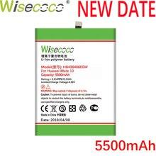 Wisecoco 5500mAh HB436486ECW Battery For Huawei Mate 10 Lite Nova 2 Plus 2I Honor 9i G10 BAC-AL00 7X Pro Phone