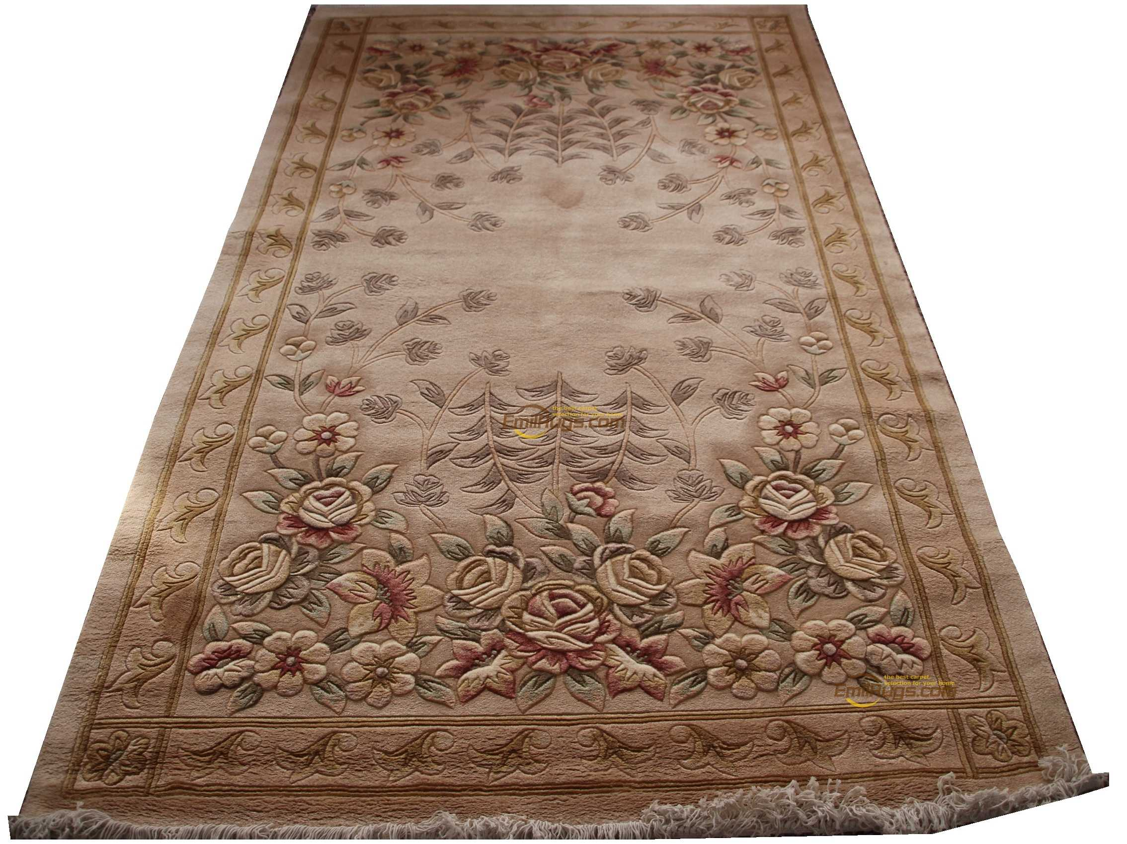 Big Carpet For Living Room Wool French Carpet About Machine Made Thick Plush Savonnerie Rug