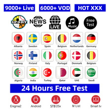 IPTV subscription FULL HD Sports hot xxx IPTV Europe Spain Germany Italy belgium Arabic ip