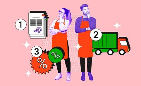 Инструкция для начинающих продавцов: регистрация, загрузка товара, логистика, финансы