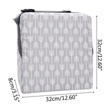 Portable High Chair Pad Booster Travel Dining Room Thicken Sponge Seat Cushion T8ND
