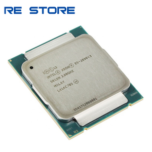 Image 1 - Intel Xeon E5 2690 V3 Processor SR1XN 2.6Ghz 12 Core 30MB Socket LGA 2011 3 CPU E5 2690V3