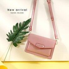цена на Fashion Women Shoulder Bag Casual Handbags Ladies Famous Brand Crossbody Bag Female PU Leather Messenger Bags Bolsa Feminina
