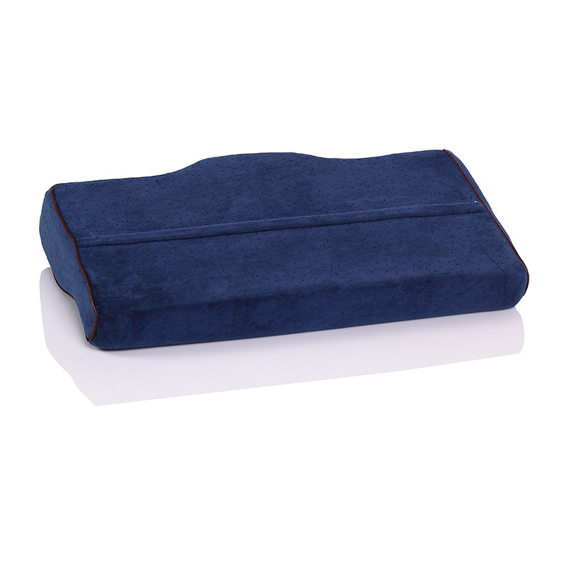 Image 5 - Orthopedic Pillow Solid Color Pillow With Memory Soft And Breathable Orthopedic Pillow For Sleep BE47004-in Body Pillows from Home & Garden
