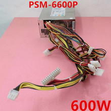 New PSU For Zippy Emacs 600W Power Supply PSM-6600P(China)