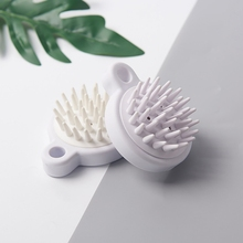 Hair Scalp Massager Shampoo Brush, Massage Brush For Care Cleaning Shower Silicone Comb Men, Women