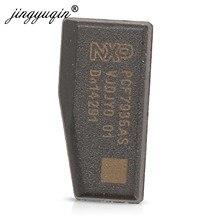 Jingyuqin углеродный чип транспондера PCF7935AS PCF 7935 PCF7935 PCF7935AA автомобильный ic чип