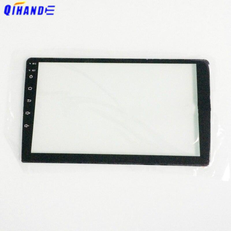 2.5D nueva pantalla táctil compatible para 9 pulgadas, 10,2 pulgadas Digitalizador de pantalla táctil KHX-1093 HYT KHX-9055B HLX-1819-V1