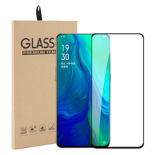 1pcs Tempered Film For Oppo Reno Tempered Glass Screen Protector Screen Film Anti-Scratch Shatter Proof Screen Cover Film