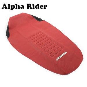 Image 5 - Gripper Soft Seat Cover Universal Fit Off Road Motorcross For Husqvarna 250 450 FE TE TC FC KTM 125 450 SX SXF EXC XC W