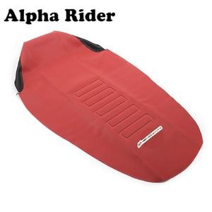 Image 5 - Gripper cubierta de asiento suave para moto todoterreno, cubierta de asiento suave, ajuste Universal, para Husqvarna 2013 2018, FE TE, TC, FC, KTM 2014 2019, SX, SXF, EXC, XC W