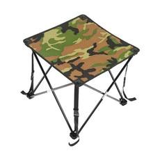 47*47*45 см открытый складной стол для барбекю мини-Противоскользящий пляжный Кемпинг четырехугловой стол с сумкой для хранения