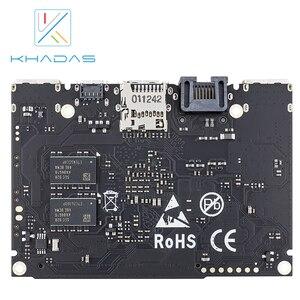 Image 2 - Khadas VIM1 Basic Demo Board Amlogic S905X Quad Core ARM 64bit Cortex A53 WiFi AP6212 SBC