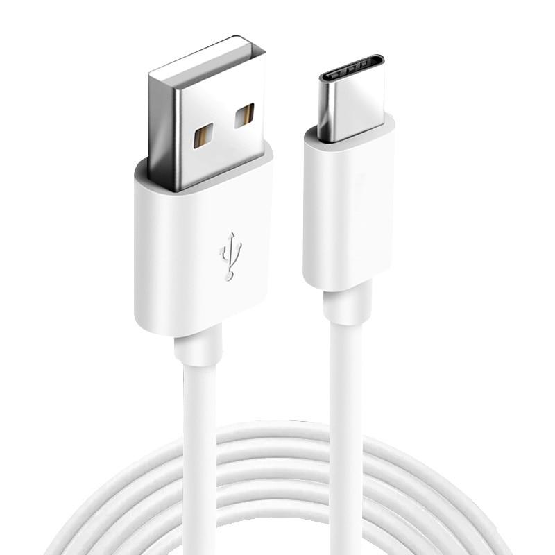 Для Samsung A20 A30 A50 A70 Type C USB кабель для зарядки передачи данных для Samsung Galaxy S9 S10 Plus S10E Note 8 9 10 20 Pro кабели