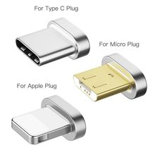 HOT Type C Magnetic Cable Plug USB C Mobile Phone C