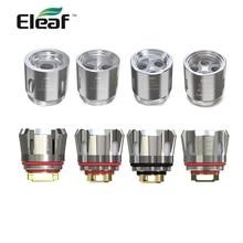 ต้นฉบับEleaf HW Series Coil HW1 HW2 HW3 HW4 HW M HW N HW M2ขดลวดเดี่ยว/Dual 5ชิ้น/ล็อตสำหรับIKonn 220 IJUST 3 ELLO Atomizer