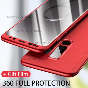 Image 5 - 360 Full Protection Cover Case For Samsung Galaxy Note20 Ultra A71 A51 A31 A41 A11 A70 A60 A50 A30 A20 A8 A6 Plus S10 Plus S20FE