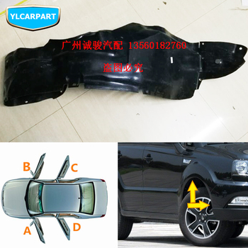 For ZX auto C3(Urban Ark AUV),Car wheel fender liner