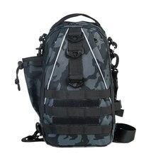 Рюкзак для рыболовных снастей сумка приманок хранения инструментов