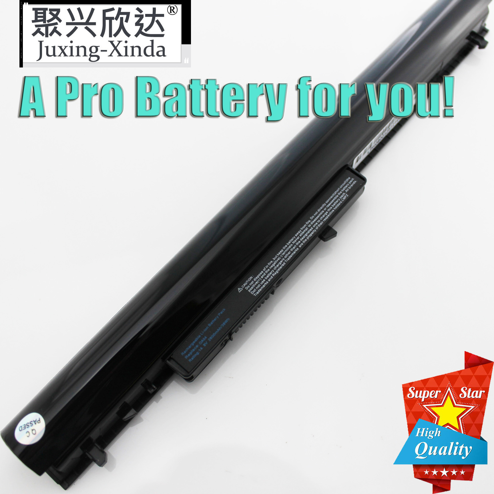 Spare 746641-001 OA03 OA04 Laptop Battery For HP 240 G2 Compaq Presario 15-h000 15-S000 CQ14 CQ15 740715-001 746458-421 14.8V PC(China)